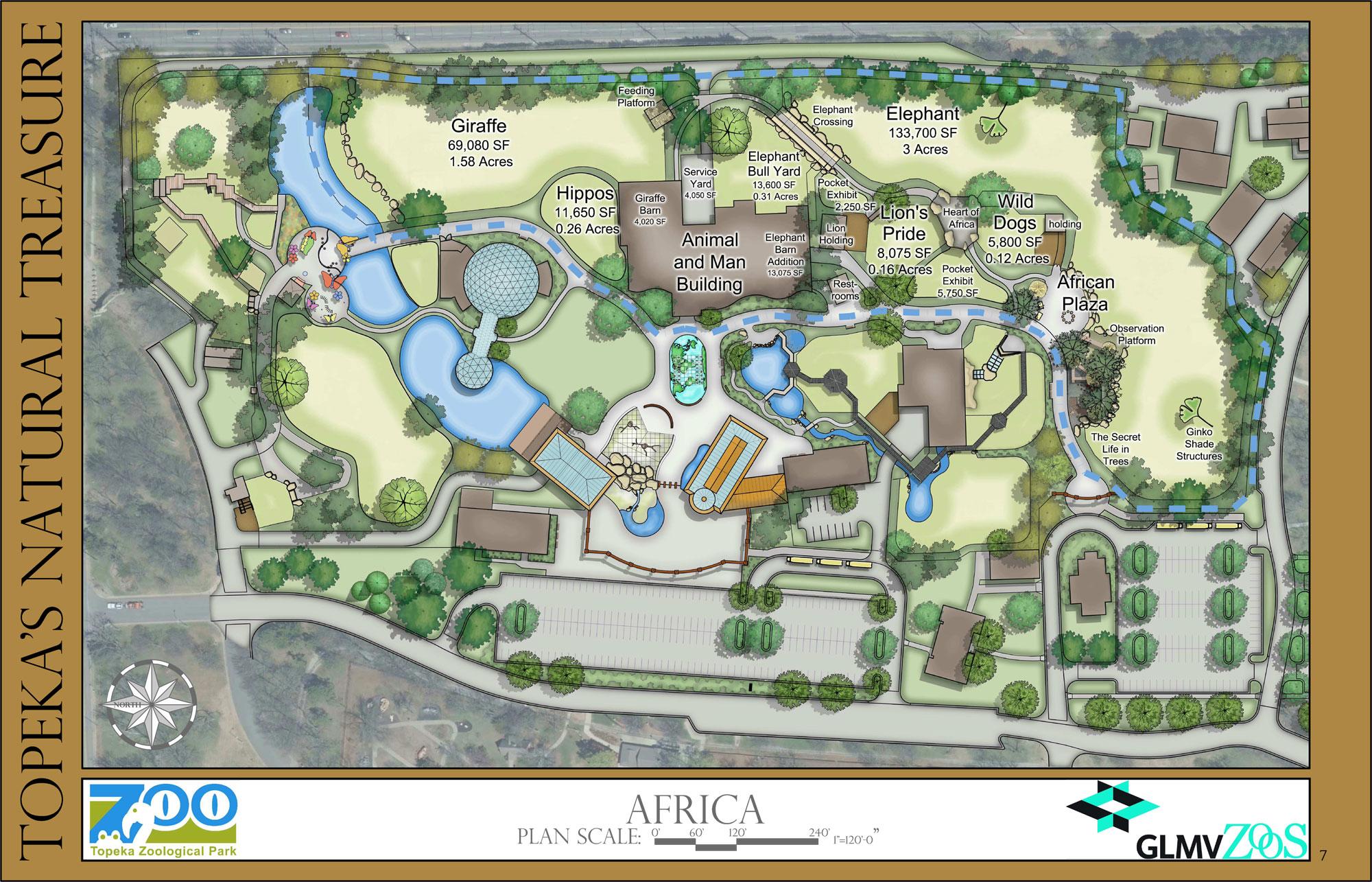Zoo Master Plan The Topeka Zoo