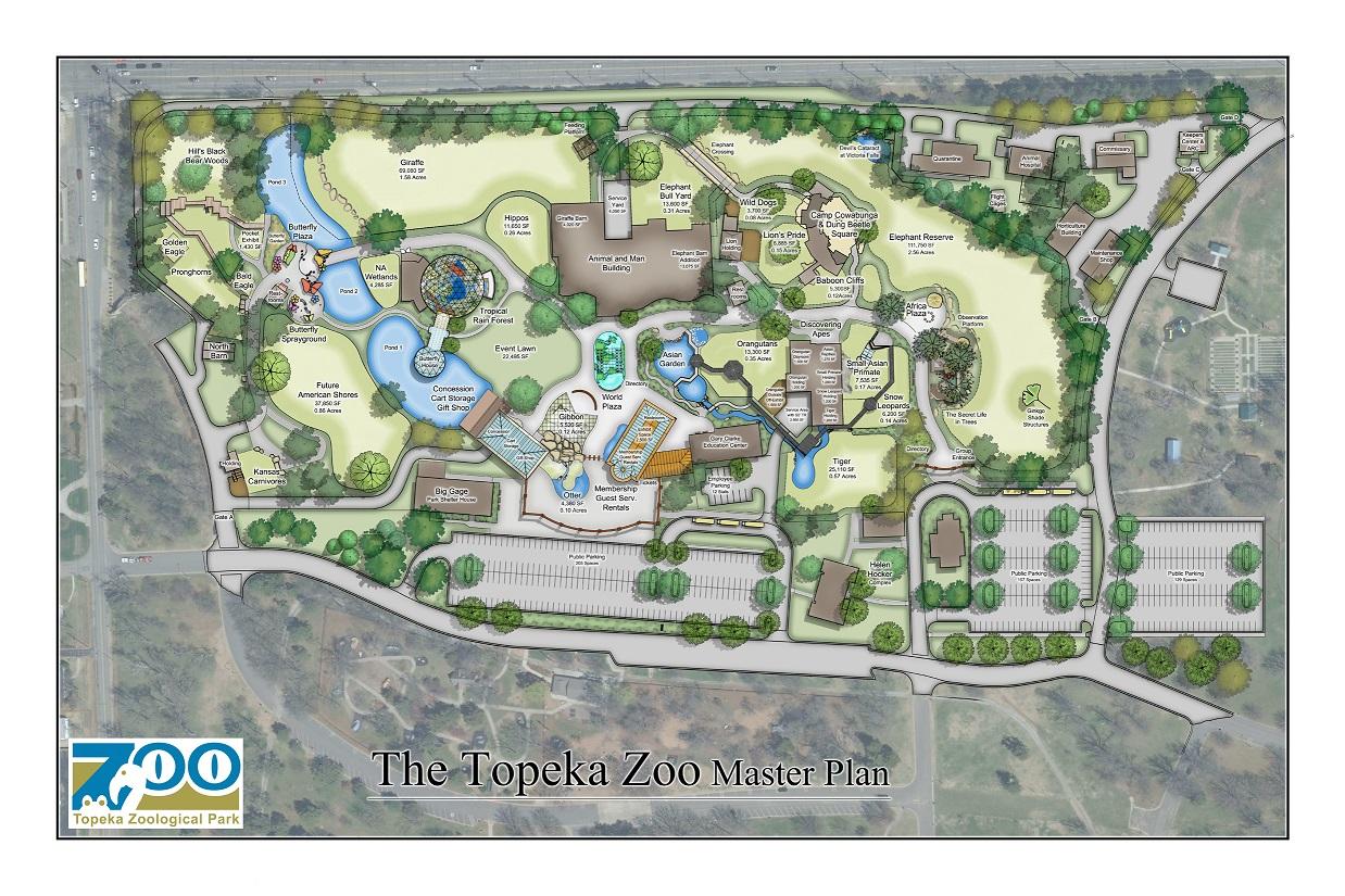 Topeka Zoo Master Plan