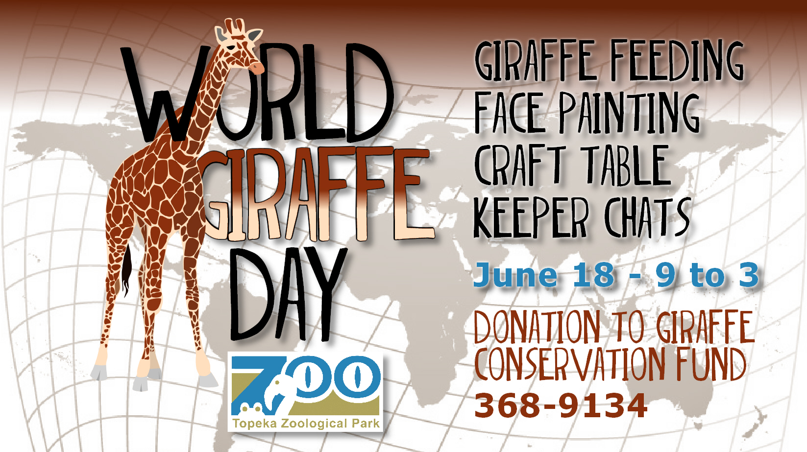 WorldGiraffeDay