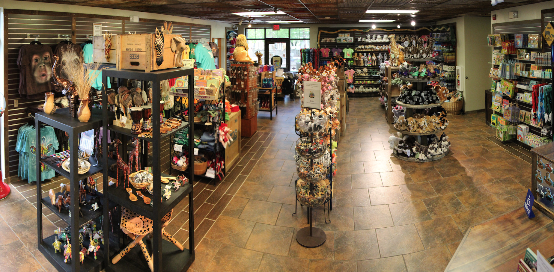 Gift Shop at Topeka Zoo