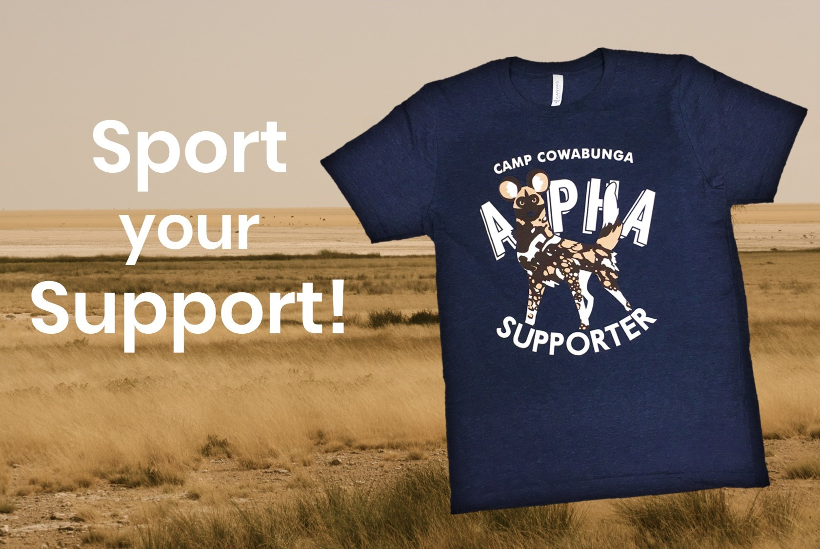 Sport your Support!