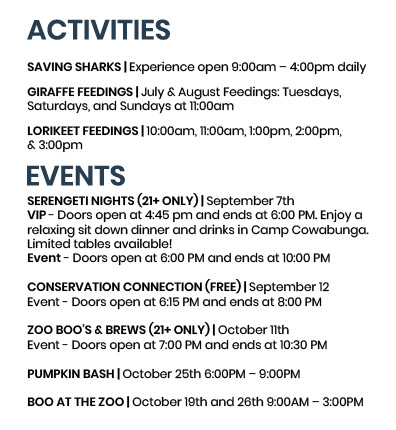 2019-JulyAugust-Events and Activities-01