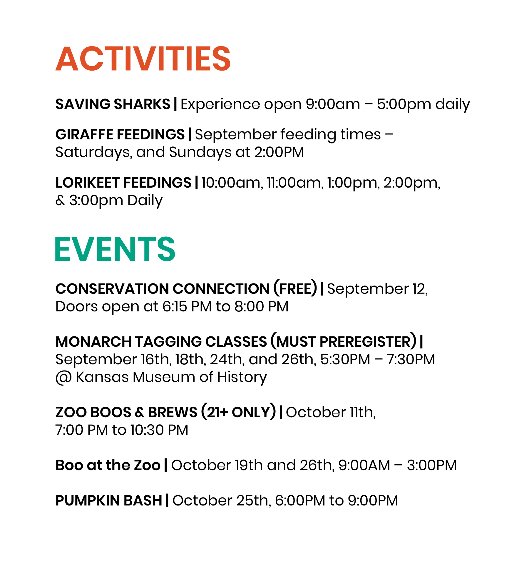 2019-September-Events and Activities-01