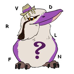 Ceasar Kookaburra