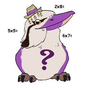 Math Kookaburra