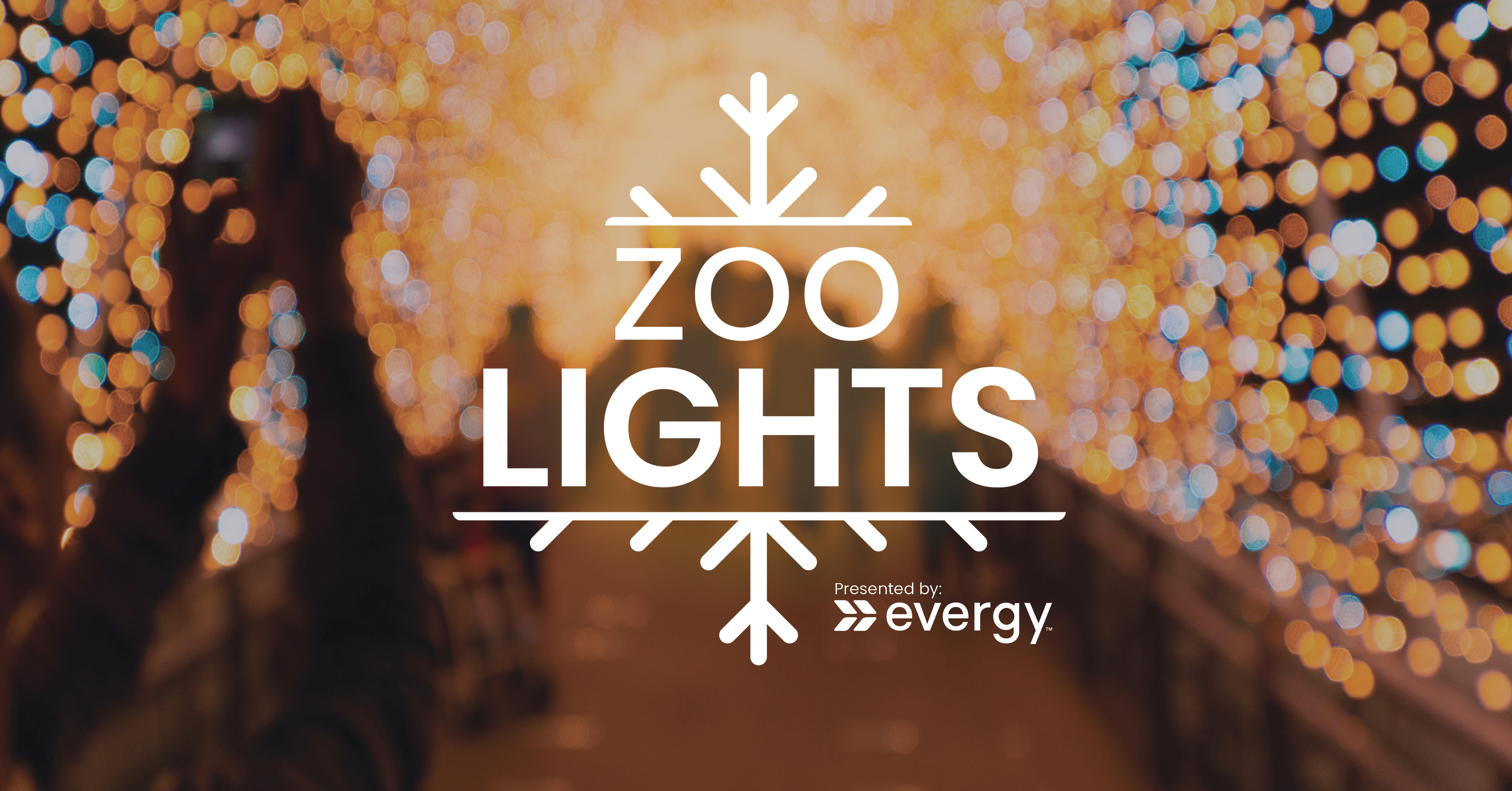 Topeka Zoo Lights logo