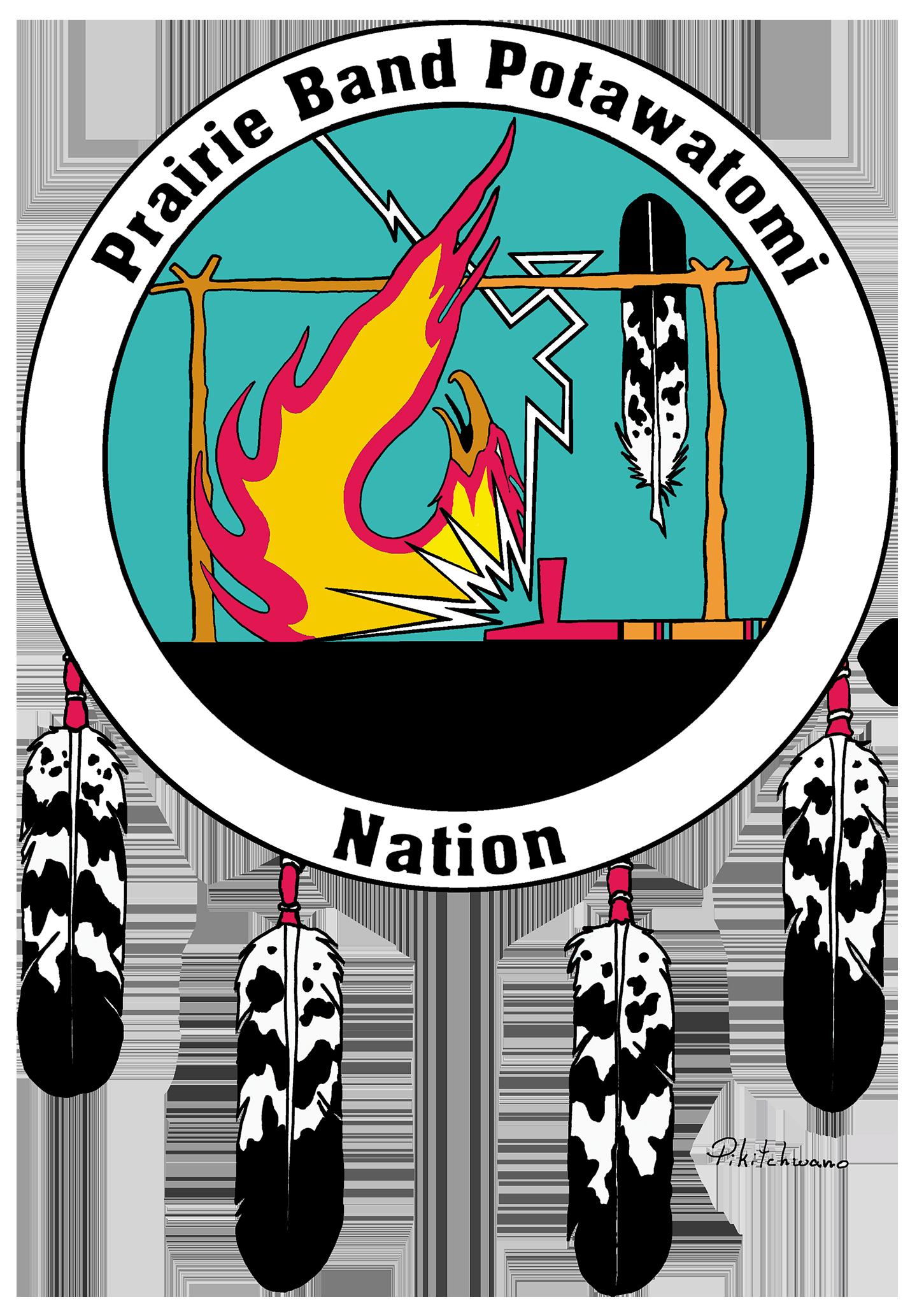 Prairie Band Potawatomi Logo