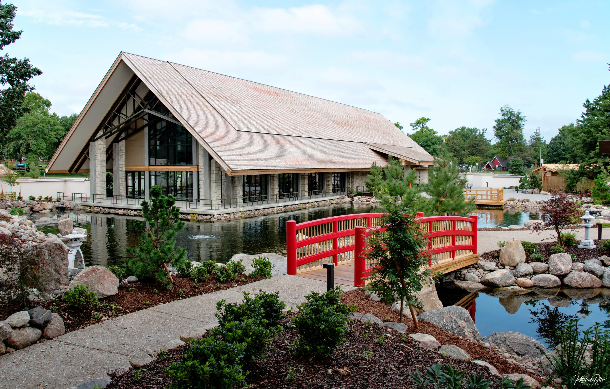 The Kay McFarland Japanese Garden and Venue