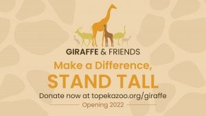 Giraffe and Friends Capital Campaign Donation Slide