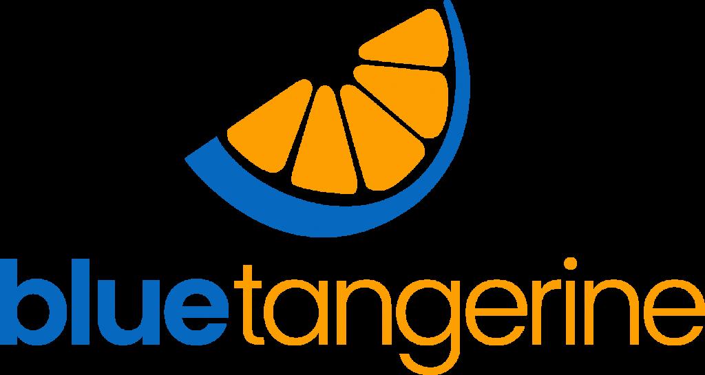 Business Partner Blue Tangerine Logo