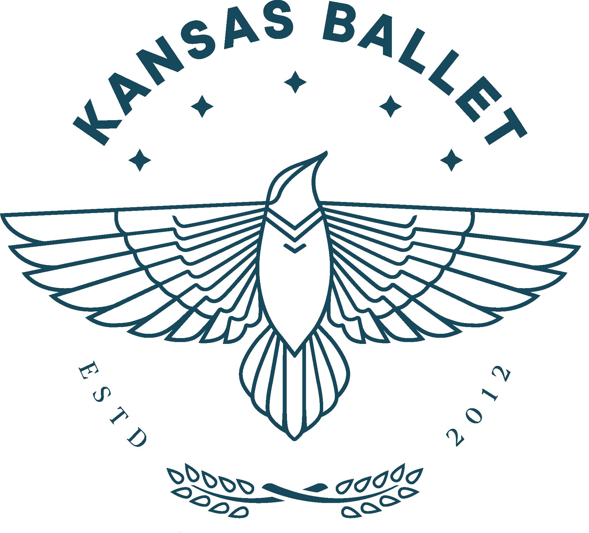 Kansas Ballet Logo